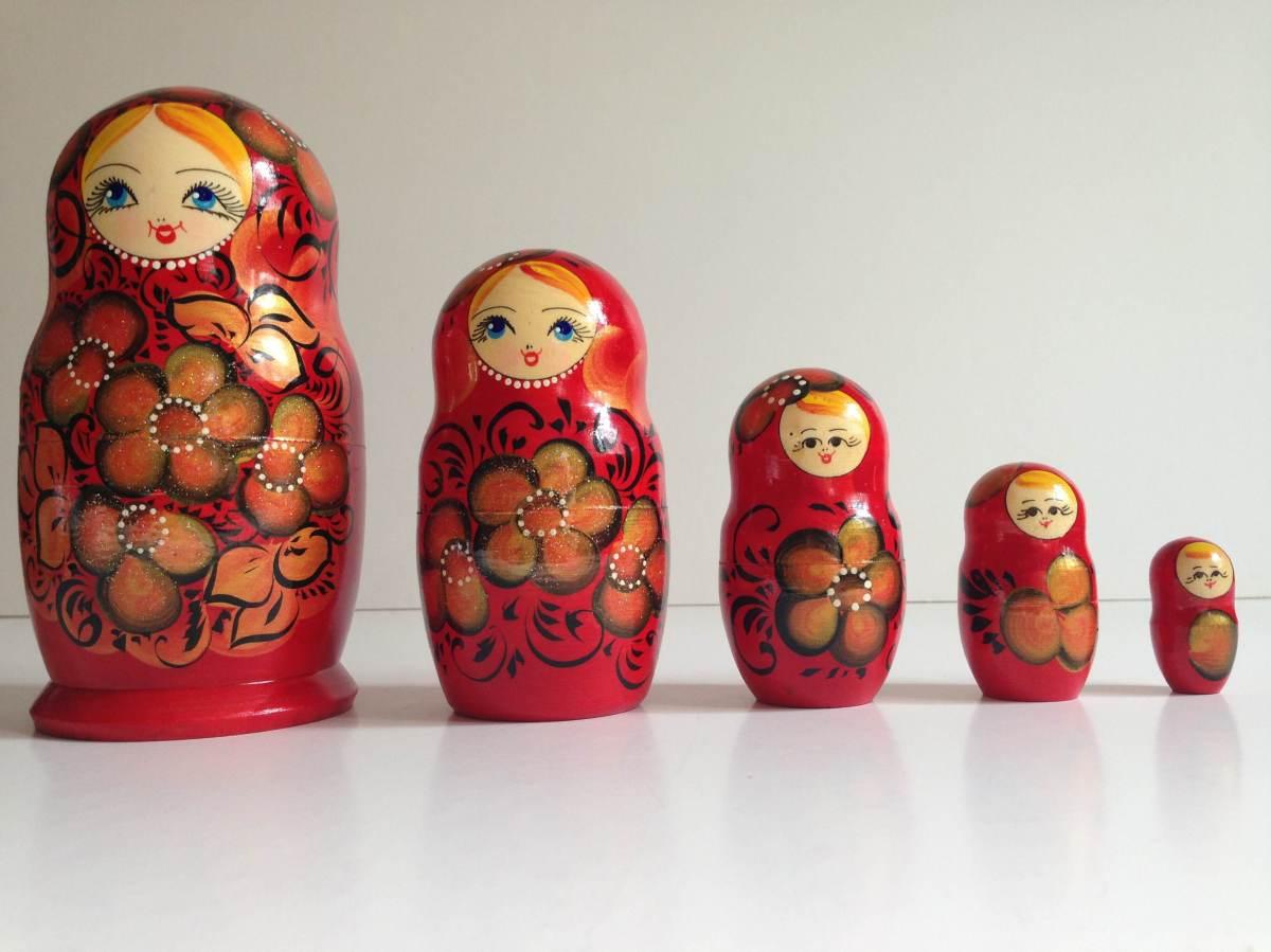 Poup e russe ou matriochka un symbole de la maternit for Poupee russe