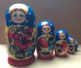 poupee russe ou matriochka