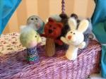 kolobok marionnettes