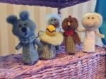 marionnettes kurochka rjaba