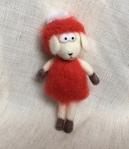 belle peluche mouton en laine