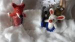 marionnette renard (conte la moufle)